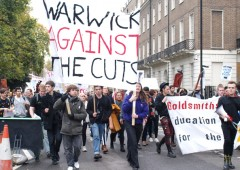 Queer Groups Organise Against the Cuts