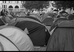 Past Tents: A Brief History of Protest Camping
