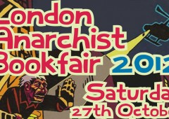 Anarchist Bookfair 2012