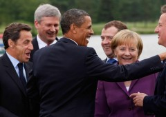 G8: the World's Greed in One Place