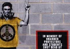 Egypt: International Street Artists in Solidarity