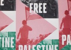 Free Palestine – Poster