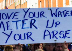 The Irish Water Revolt